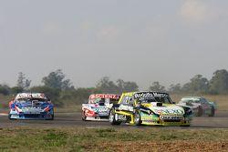 Omar Martinez, Martinez Competicion Ford and Matias Jalaf, Alifraco Sport Ford and Matias Rodriguez,