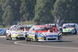 Juan Martin Trucco, JMT Motorsport Dodge and Juan Marcos Angelini, UR Racing Dodge