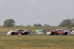 Juan Manuel Silva, Catalan Magni Motorsport Ford e Guillermo Ortelli, JP Racing Chevrolet