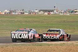 Juan Manuel Silva, Catalan Magni Motorsport Ford and Guillermo Ortelli, JP Racing Chevrolet