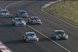 Mariano Altuna, Altuna Competicion Chevrolet and Leonel Pernia, Las Toscas Racing Chevrolet and Mart