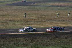 Leonel Sotro, Alifraco Sport Ford and Christian Ledesma, Jet Racing Chevrolet