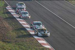 Leonel Pernia, Las Toscas Racing Chevrolet and Norberto Fontana, Laboritto Jrs Torino and Mariano Al