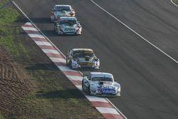 Leonel Sotro, Alifraco Sport Ford and Leonel Pernia, Las Toscas Racing Chevrolet and Norberto Fontan