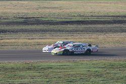 Juan Marcos Angelini, UR Racing Dodge and Camilo Echevarria, Coiro Dole Racing Torino