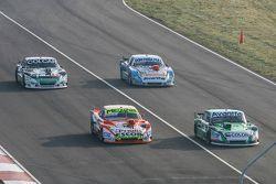 Jose Manuel Urcera, JP Racing, Torino; Jonatan Castellano, Castellano Power Team, Dodge; Gaston Mazz