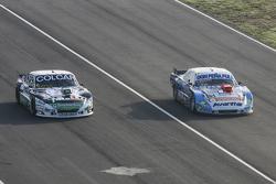 Gaston Mazzacane, Coiro Dole Racing, Chevrolet, und Martin Ponte, RUS Nero53 Racing, Dodge