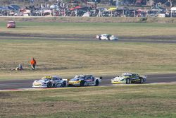 Mauricio Lambiris, Coiro Dole Racing Torino e Luis Jose di Palma, Indecar Racing Torino e Omar Marti