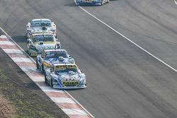 Mauricio Lambiris, Coiro Dole Racing Torino; Luis Jose di Palma, Indecar Racing Torino; Omar Martine