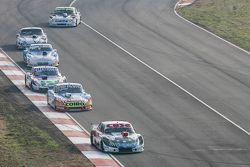 Carlos Okulovich, Maquin Parts Racing, Torino; Lionel Ugalde, Ugalde Competicion, Ford; Mathias Nole