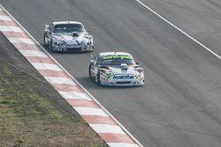 Diego de Carlo, JC Competicion Chevrolet and Laureano Campanera, Donto Racing Chevrolet