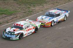 Technische scrutineering Carlos Okulovich, Maquin Parts Racing Torino en Lionel Ugalde, Ugalde Compe