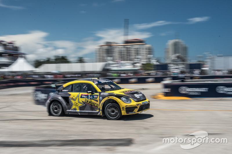 Tanner Foust, Andretti Autosport, Volkswagen