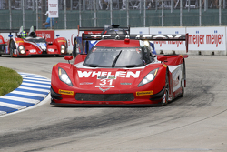 #31 Action Express Racing Corvette DP : Eric Curran, Dane Cameron