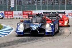 #60 Michael Shank Racing with Curb/Agajanian Ligier JS P2 Honda : John Pew, Oswaldo Negri Jr.