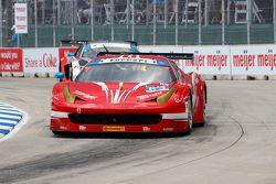 #63 Scuderia Corsa Ferrari 458 Italia : Bill Sweedler, Townsend Bell
