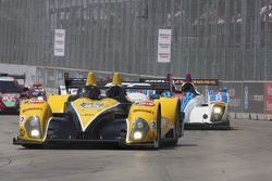#85 JDC/Miller Motorsports ORECA FLM09 : Mikhail Goikhberg, Zach Veach
