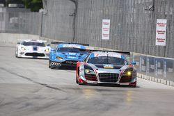 #48 Paul Miller Racing Audi R8 LMS : Christopher Haase, Dion von Moltke