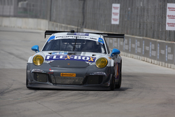 #44 Magnus Racing Porsche 911 GT America : John Potter, Andy Lally