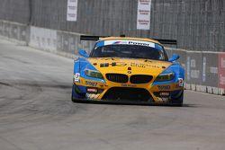 #97 Turner Motorsport BMW Z4 : Michael Marsal, Markus Palttala