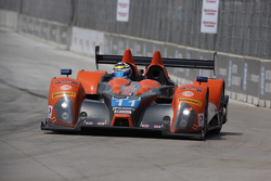 #11 RSR Racing Oreca FLM09 Chevrolet : Chris Cumming, Bruno Junqueira