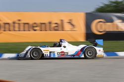 #8 Starworks Motorsport ORECA FLM09 : Renger van der Zande, Mirco Schultis