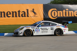 #58 Wright Motorsports Porsche 911 GT America : Madison Snow, Jan Heylen