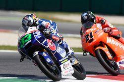Enea Bastianini, Gresini Racing Team Moto3 et Francesco Bagnaia, MAPFRE Team Mahindra