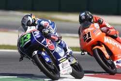Enea Bastianini, Gresini Racing Team Moto3 et Francesco Bagnaia, MAPFRE Team Mahindra