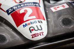 Toyota Racing Toyota TS040 Hybrid front nose detail