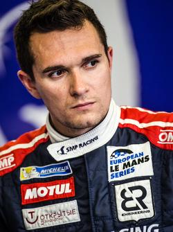 #37 SMP Racing BR01: Михаил Алёшин