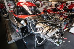 Moteur de la Nissan GT-R LM Nismo