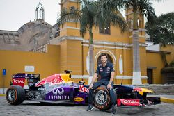 Carlos Sainz Jr. Red Bull Racing