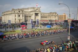 Карлос Сайнс-мл.. Red Bull Racing