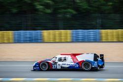 #27 SMP Racing BR01: Maurizio Mediani, David Markosov, Nicolas Minassian