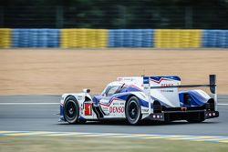 #1 Toyota Racing Toyota TS040 Hybrid: Sébastien Buemi, Anthony Davidson, Kazuki Nakajima, Kamui Kobayashi