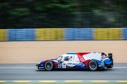 #37 SMP Racing BR01: Mikhail Aleshin, Kirill Ladygin, Anton Ladygin
