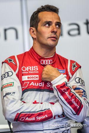 #7 Audi Sport Team Joest Audi R18 e-tron quattro: Benoit Tréluyer