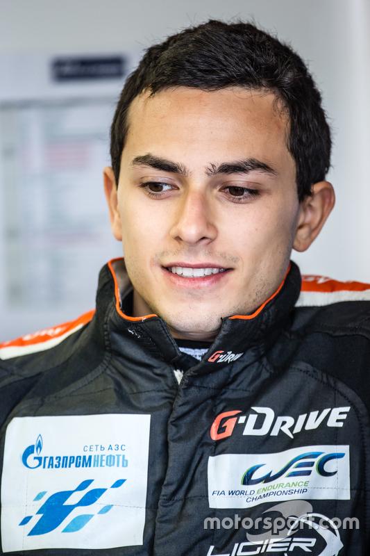 #28 G-Drive Racing, Ligier JS P2: Pipo Derani