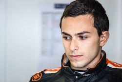 #28 G-Drive Racing Ligier JS P2: Pipo Derani