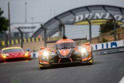 Ligier JS P2 команды G-Drive Racing : Роман Русинов, Сэм Бёрд, Жюльен Каналь
