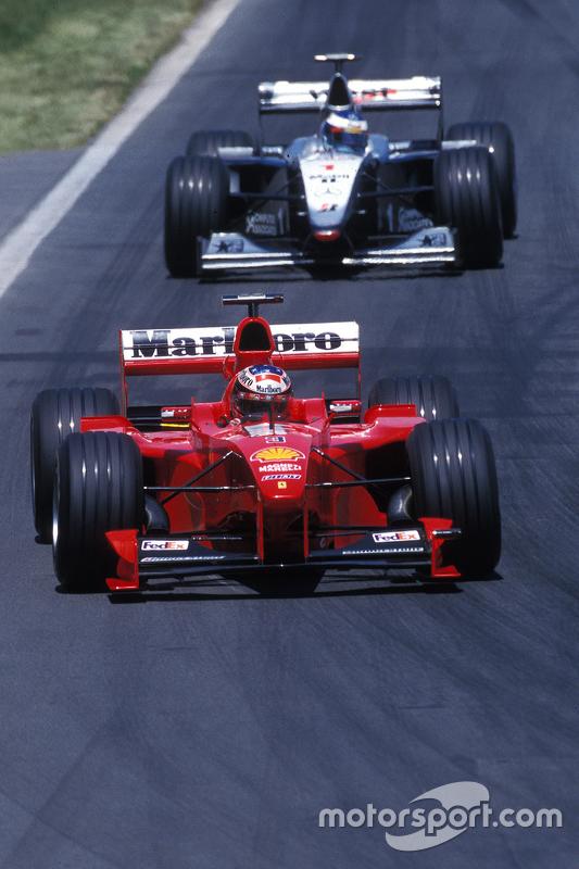 21. Canadá 1999, Ferrari F399