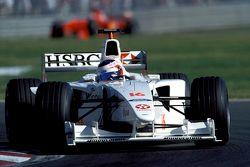 Rubens Barrichello, Stewart Grand Prix