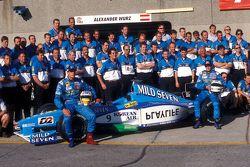 Teamfoto Benetton