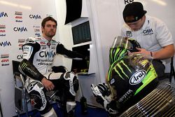 Cal Crutchlow, Team LCR and Dakota Mamola