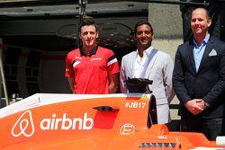 Manor F1 Takımı, airbnb sponsorluğunu açıkladı