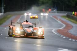 Ligier JS P2 команды G-Drive Racing: Роман Русинов, Жюльен Каналь и Сэм Бёрд