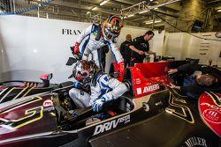 #43 Team SARD-Morand Morgan LM P2 EVO: Oliver Webb, Zoel Amberg