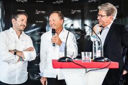 IDEC Sport Racing presentation