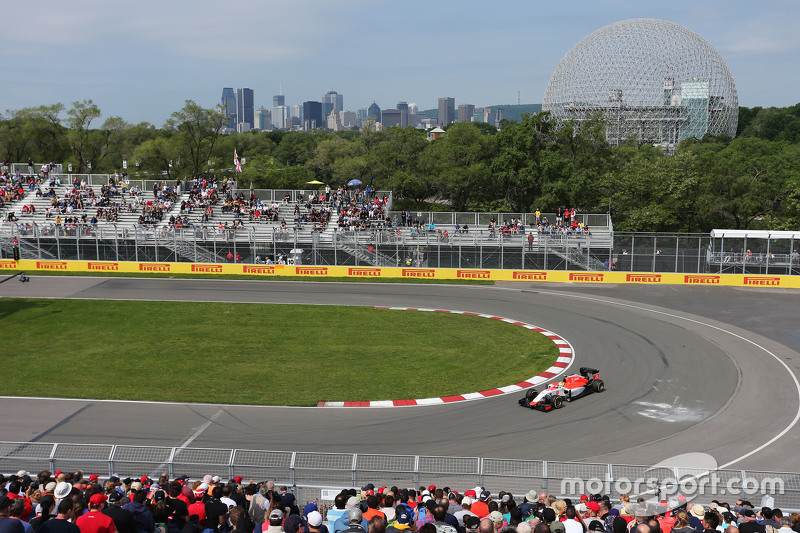 Roberto Merhi, Manor Marussia F1 Team